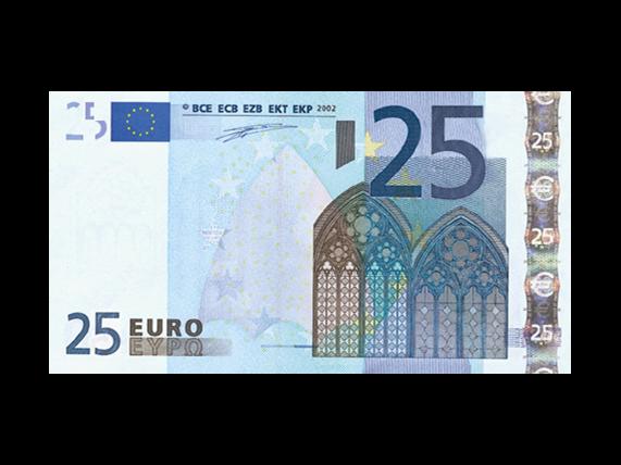 25€ gift