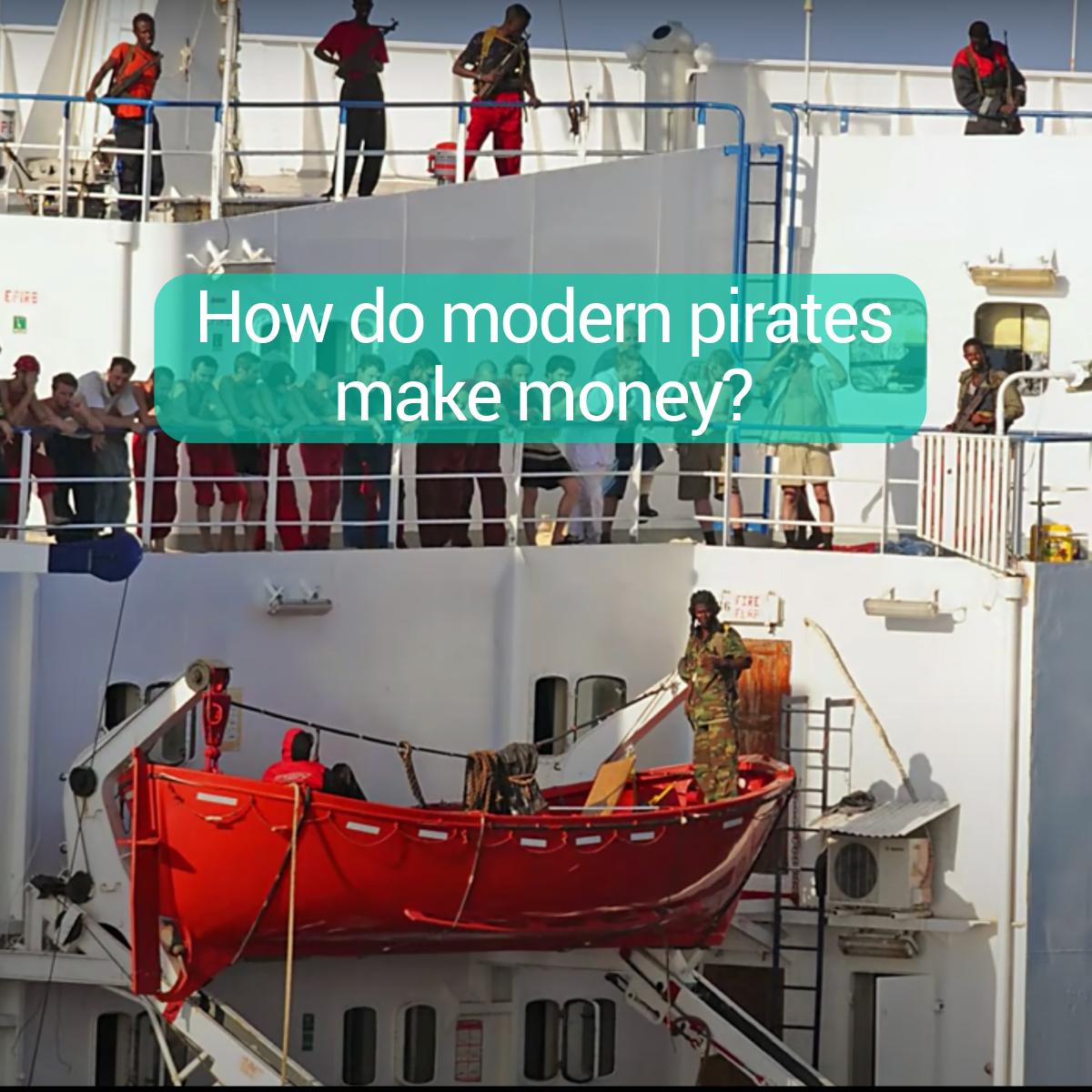how-do-modern-pirates-make-money
