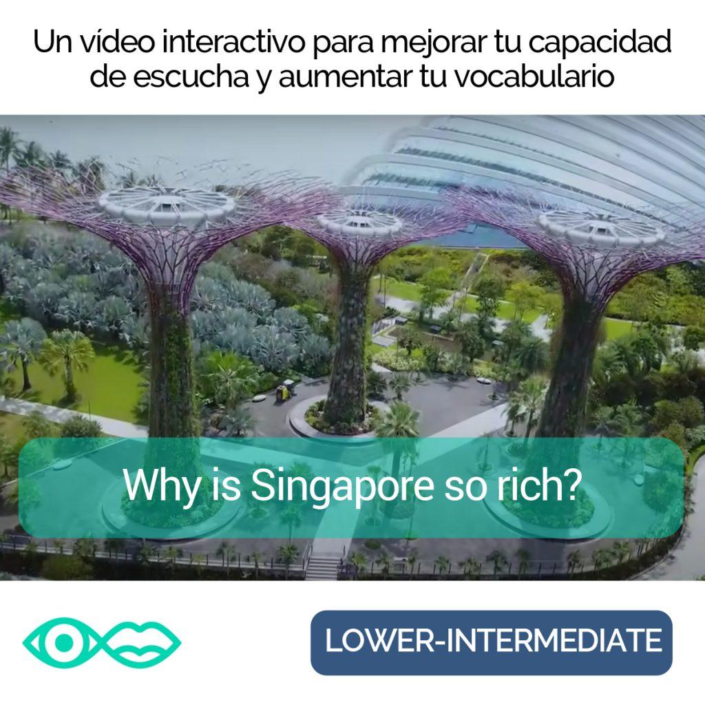 Sinapore interactive video