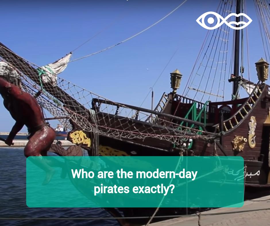 inglese agli adulti-pirata moderna