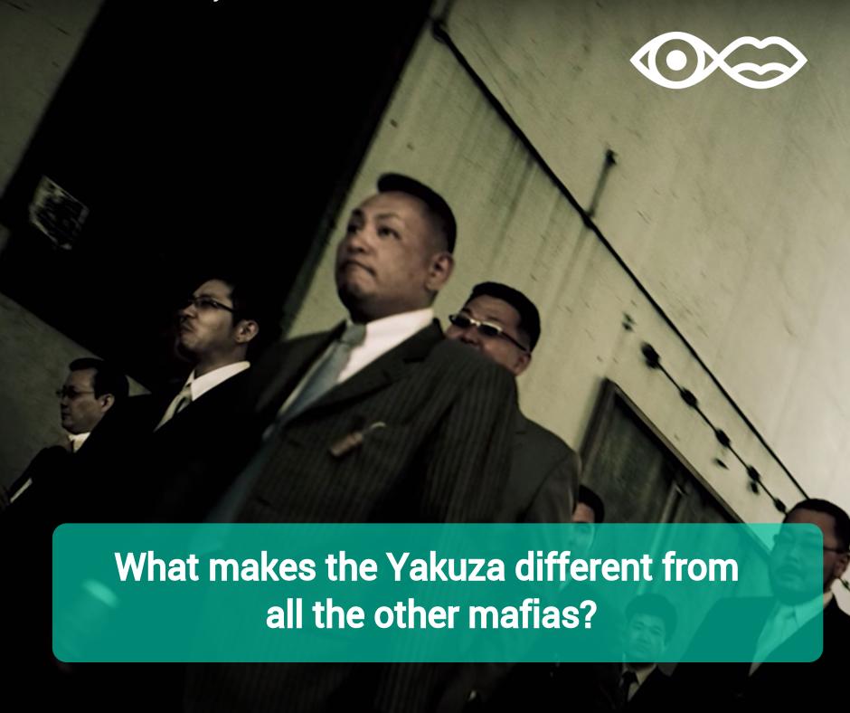 Inglese per adulti- Yakuza  3